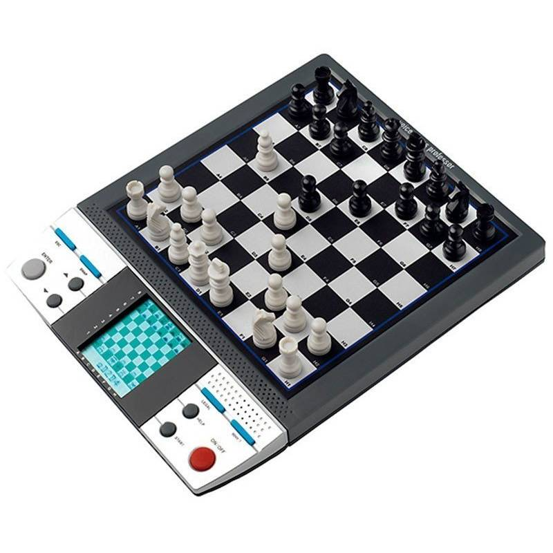 Electronic Chess Chess Novag Voice Professor