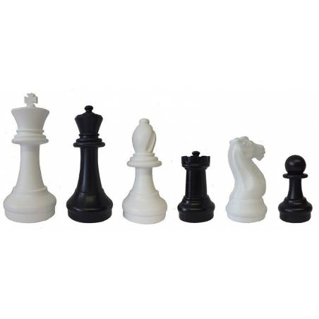 Giant Chess Pieces 40 cm.