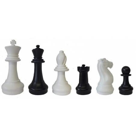 Peces Escacs gegant 40 cm.