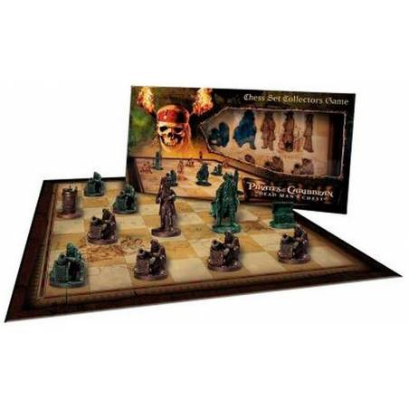 Chess Pirates of the caribbean