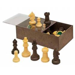 Simple chess pieces n3