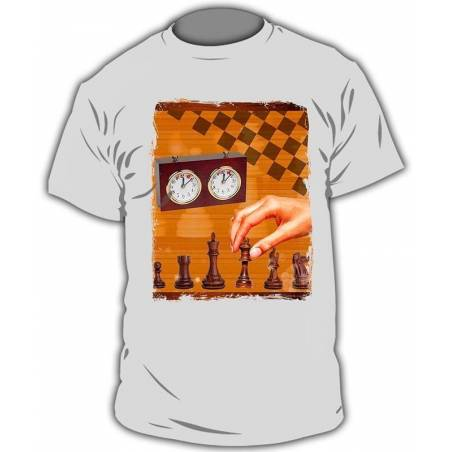 T-shirt chess model 9