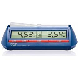 Rellotge digital DGT nord-americà