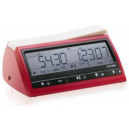 Reloj digital ajedrez DGT 3000