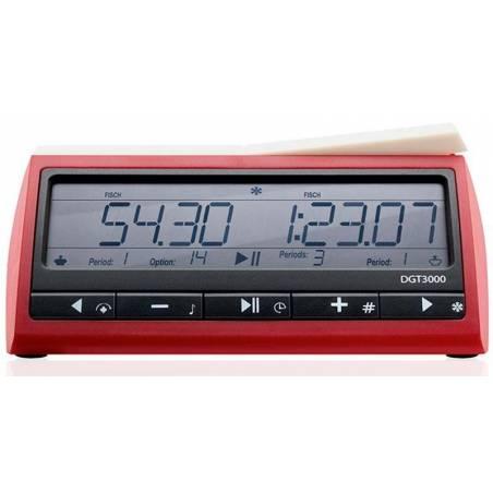 Rellotge digital escacs DGT 3000
