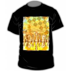 Camiseta ajedrez modelo 11