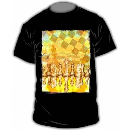 T-shirt chess model 11