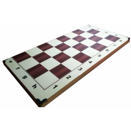 Tauler mural escacs marqueteria 80x80 cm
