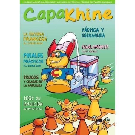 Revista escacs Capakhine nº 2