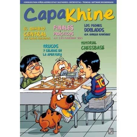 Revista ajedrez Capakhine nº 5