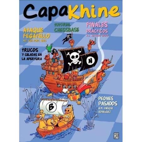 Revista ajedrez Capakhine nº 6