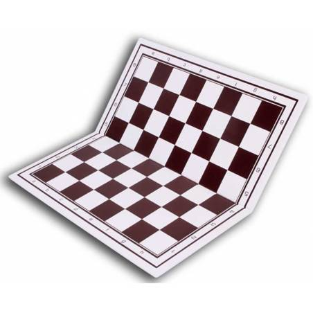 Tablero plegable ajedrez + Morris