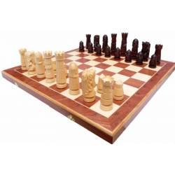 Chess set Castle luxury 60 cm.
