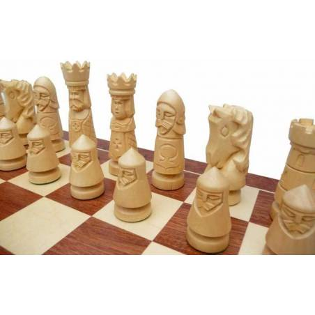 Chess set Castle