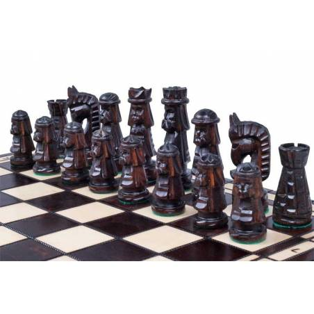 Conjunto ajedrez  Giewont