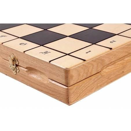 Conjunto ajedrez Magnat