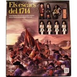 El ajedrez de 1714