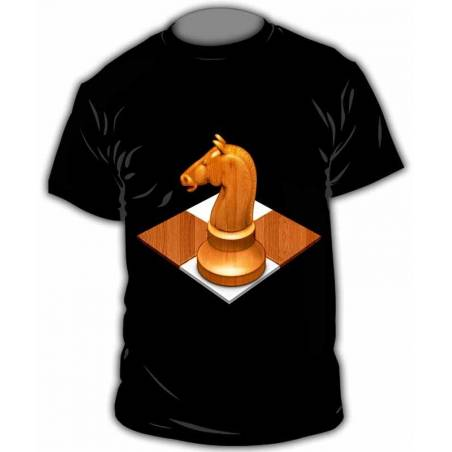 Camiseta ajedrez modelo 14