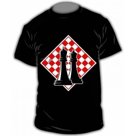 Samarreta escacs model 15
