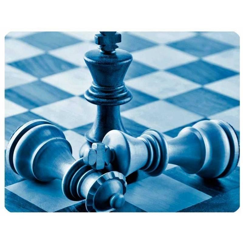 Alfombrillas con diseños de ajedrez modelo 1