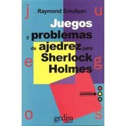 Jocs i problemes d'escacs per Sherlock Holmes