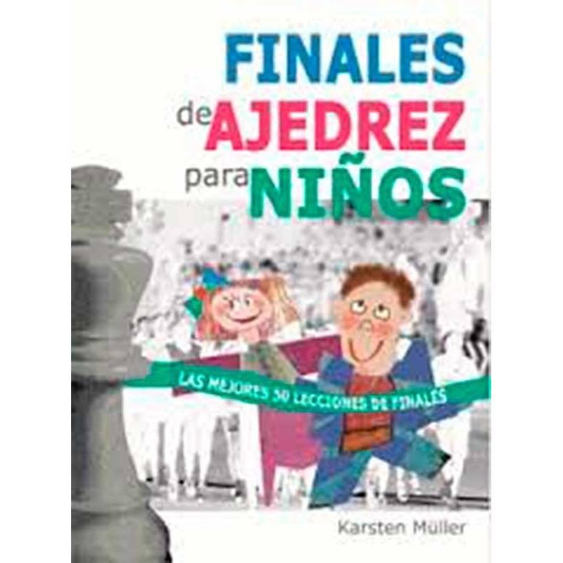 Libro Finales de ajedrez para niños