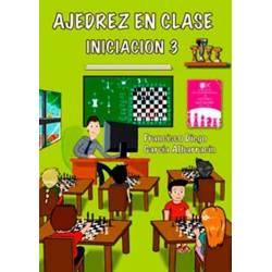 Escacs a classe. iniciació 3