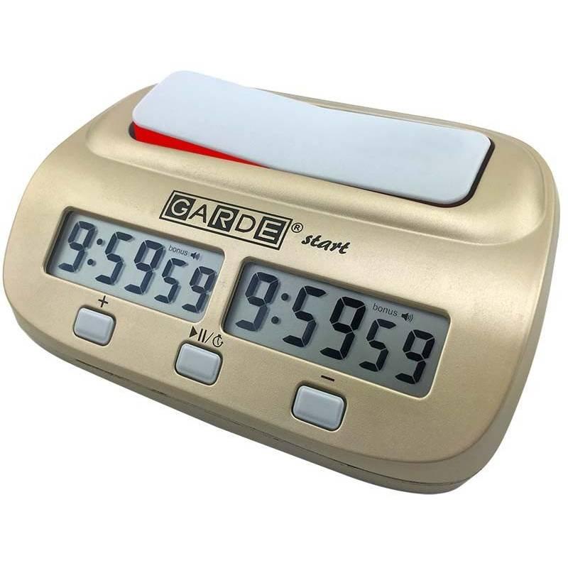 Chess digital clock Garde Start