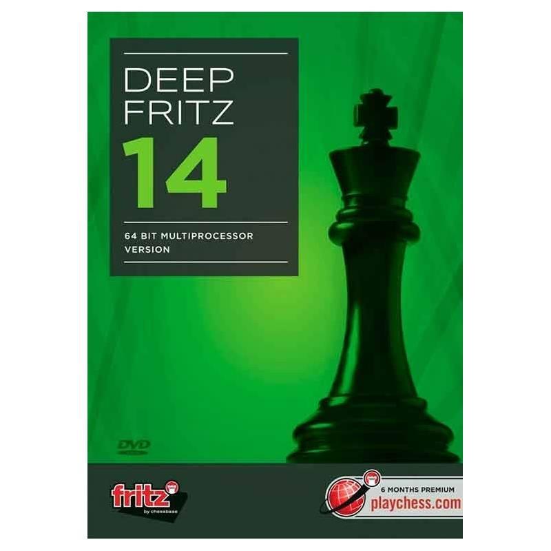 Deep Fritz 14 special edition chess program