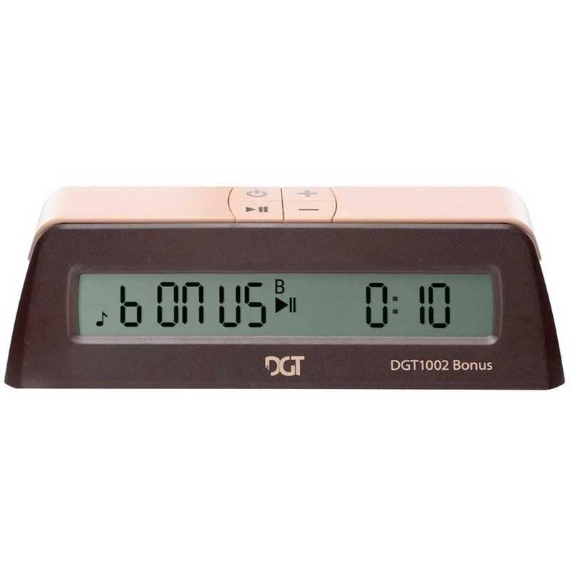 Reloj digital ajedrez DGT 1002 8717662821509