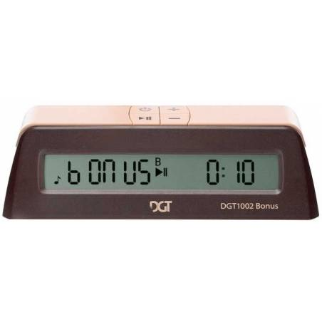 Rellotge digital escacs DGT 1002