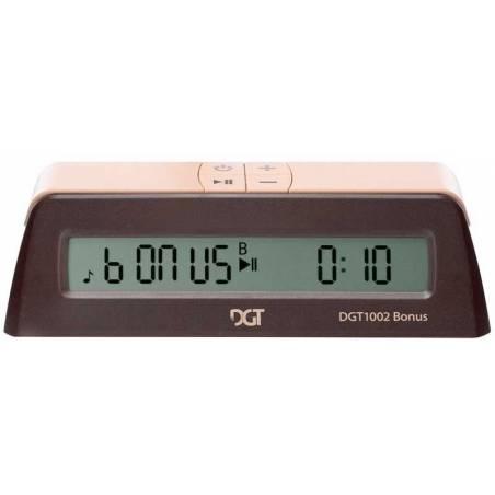 Reloj digital ajedrez DGT 1002