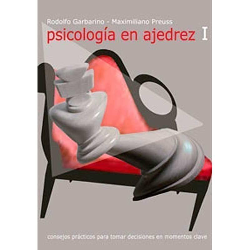 Libro Psicología en ajedrez I