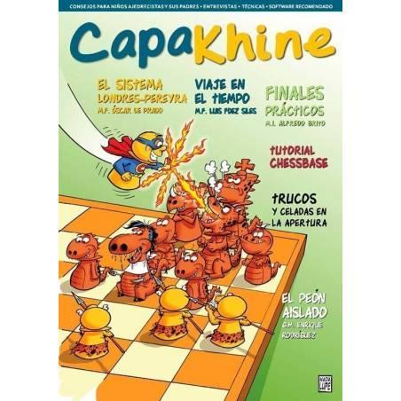 Revista Capakhine nº 7. Half for children half for parents