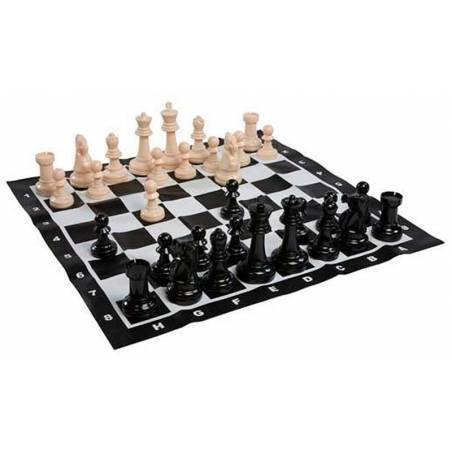 Conjunto ajedrez grande