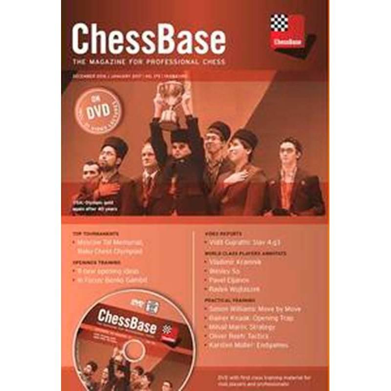 ChessBase Magazine 175