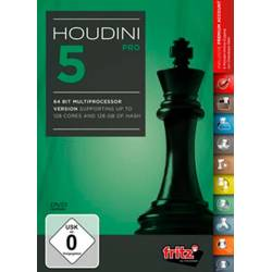 Houdini 5 The strongest chess game