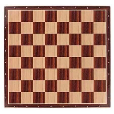 Tablero ajedrez economico DM 40 cm.
