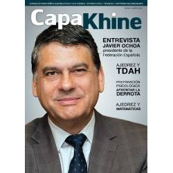 Chess magazine Capakhine nº 2. Half for children half for parents