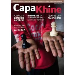 Revista ajedrez Capakhine nº 5.  Mitad para niños mitad para padres