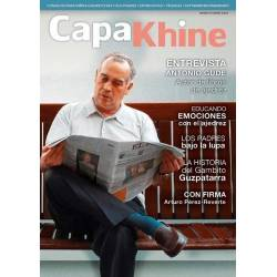 Revista Capakhine nº 8. Half for children half for parents