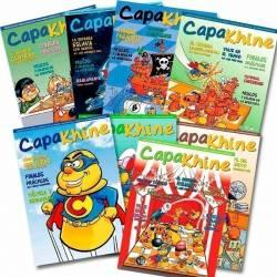 Revista Capakhine, toda la colección