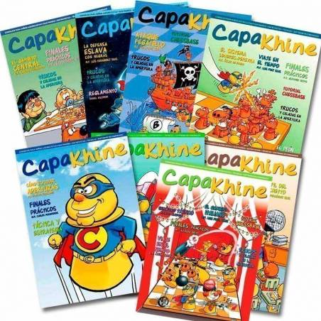 Buy the entire Magazine Capakhine collection at a significant discount