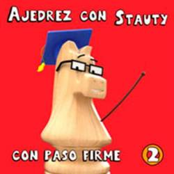 Libro Ajedrez con Stauty 2