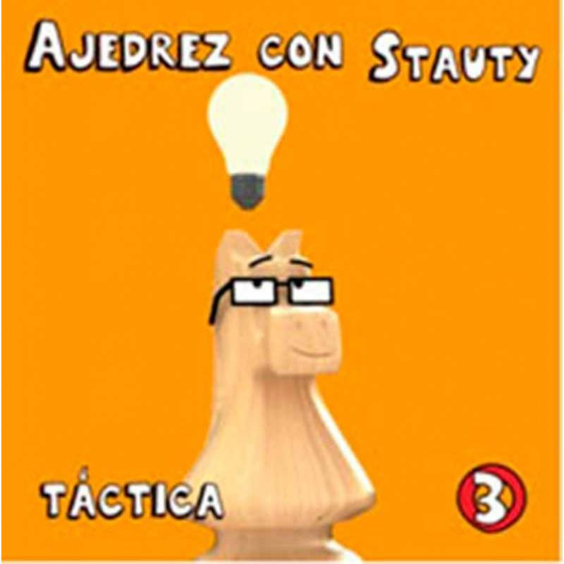 Libro Ajedrez con Stauty 3