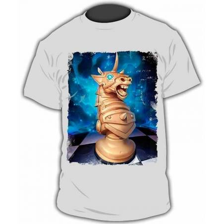 Camiseta modelo 17