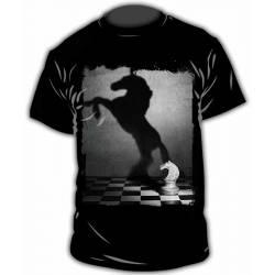 T-shirt modeln chess designs 19