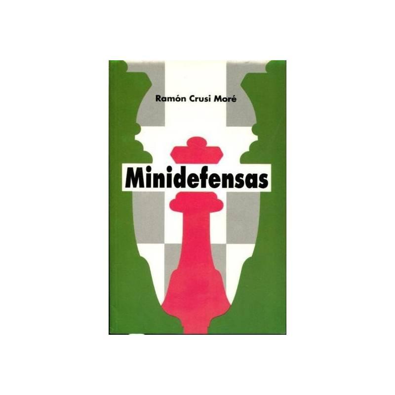 Libro ajedrez Minidefensas