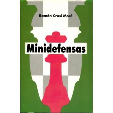 Llibre escacs Minidefensas