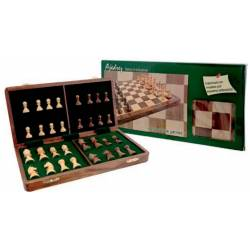 Exclusive folding chess.